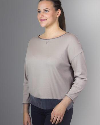 FABIANA FILIPPI Long sleeve shirt