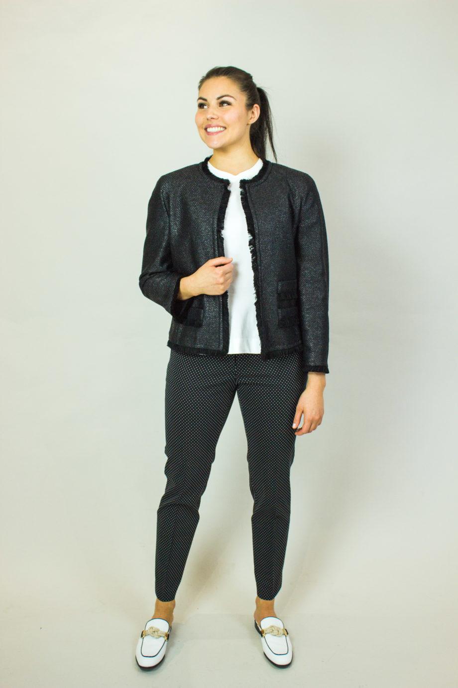 SEVENTY Black blazer