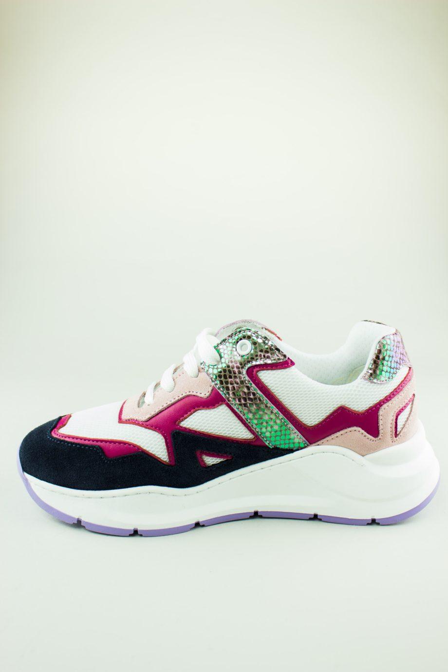 POLLINI Pink sneakers