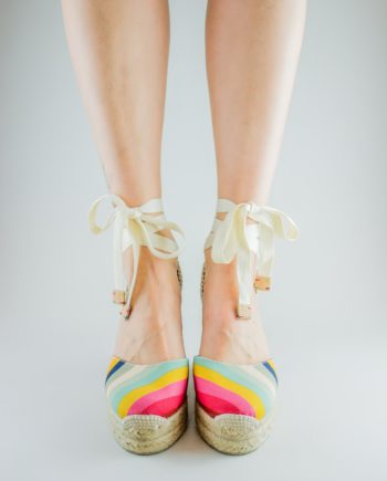Castañer by Paul Smith/ Carina wedge espadrilles 11cm