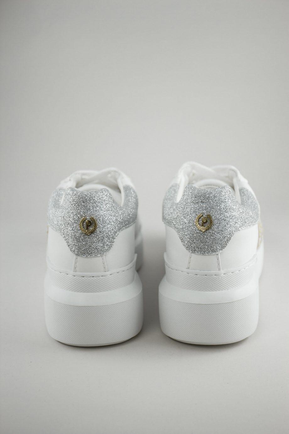 4. POLLINI White sneakers
